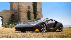 Lamborghini Centenario: il debutto dinamico è sul circuito di Nardò