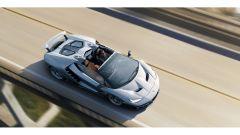 Lamborghini Centenario Roadster: anche scoperta mozza il fiato - Immagine: 8