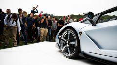 Lamborghini Centenario Roadster: anche scoperta mozza il fiato - Immagine: 10