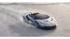 Lamborghini Centenario Roadster: ha sfilato a Pebble Beach