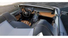Lamborghini Centenario Roadster: ha un infotainment con schermo da 10.1