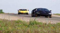 Lamborghini Centenario a Nardò: il video in circuito  - Immagine: 7