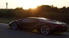 Lamborghini Centenario a Nardò: il video in circuito  - Immagine: 10