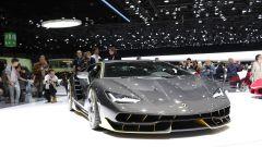 Lamborghini Centenario: foto live - Immagine: 2
