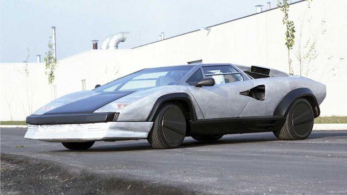 Lamborghini Countach Evoluzione: sviluppata anche da Horacio Pagani