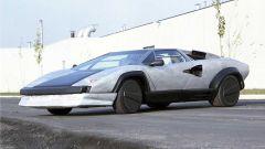 Lamborghini Countach Evoluzione: un concept quasi sconosciuto