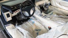 Lamborghini Countach: gli interni