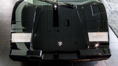 Lamborghini Countach: il frontale