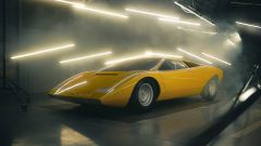 Lamborghini Countach LP 500 1971 recreation: il video