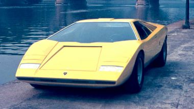 Lamborghini Countach LP 500 (1971)
