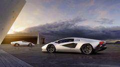 Lamborghini Countach LPI 800-4, sold out la supercar italiana