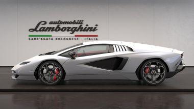 Lamborghini Countach LPI 800-4: a ruba i 112 esemplari previsti