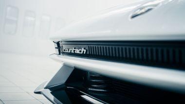 Lamborghini Countach LPI 800-4: particolare del muso