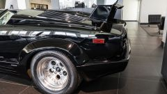 Lamborghini Countach: nel vano motore il V12 da 5.2 litri