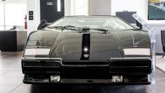 Lamborghini Countach: questo modello ha un parafango anteriore diverso per rispettare le norme USA