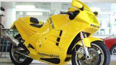 Lamborghini Design 90: l'unica moto costruita