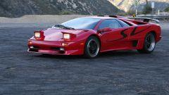 Lamborghini Diablo SV (1998) in vendita all'asta negli USA. Video