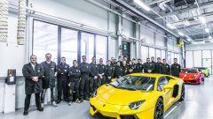 Lamborghini diventa CO2 neutrale - Immagine: 8