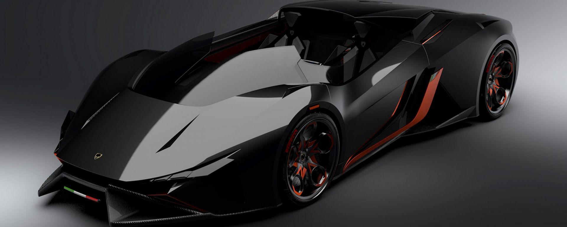 Lamborghini elettrica: quando arriva?