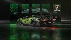 Lamborghini Essenza SCV12: 3/4 posteriore