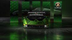 Lamborghini Essenza SCV12: anteriore