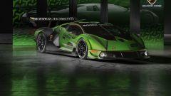 Lamborghini Essenza SCV12: il 3/4 anteriore