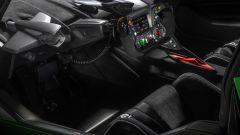 Lamborghini Essenza SCV12: il posto di guida