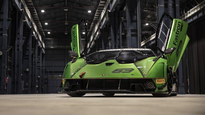 Lamborghini Essenza SCV12 in Asphalt 9 Legends