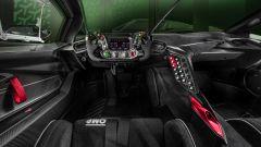 Lamborghini Essenza SCV12: interni
