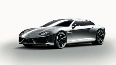 LamborghiniEstoque del 2008: il frontale