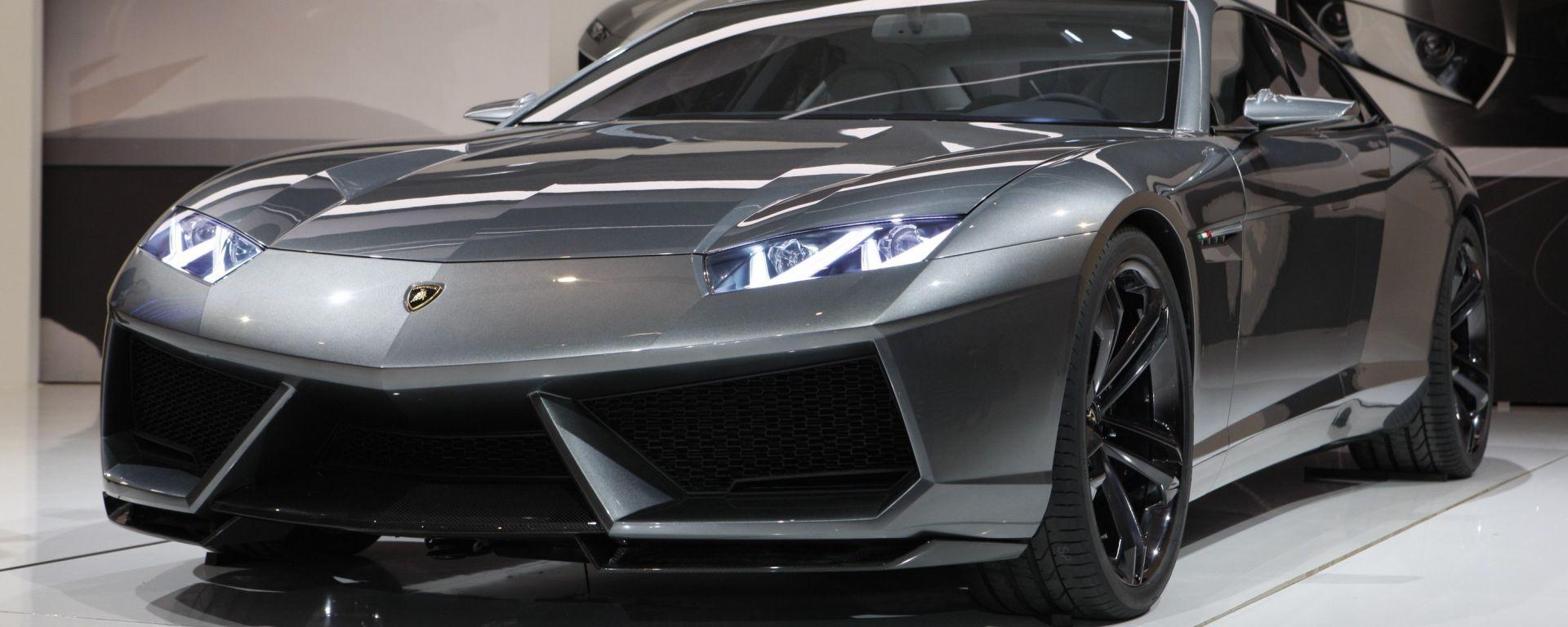 Lamborghini Estoque: il prototipo del 2008