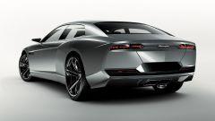 LamborghiniEstoque: la concept del 2008. Posteriore