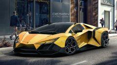 Lamborghini Forsennato Concept: ideale per lo shopping?