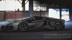 Lamborghini Forsennato Concept: piacerebbe a Batman