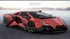 Lamborghini Forsennato Concept