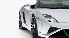 Lamborghini Gallardo Spyder 2013, le nuove foto - Immagine: 9