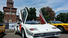Grande Giro Lamborghini: nuove foto dal via - Immagine: 23