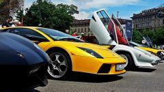 Grande Giro Lamborghini: nuove foto dal via - Immagine: 40