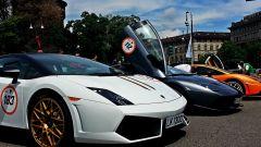 Grande Giro Lamborghini: nuove foto dal via - Immagine: 43