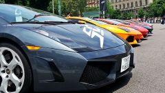Grande Giro Lamborghini: nuove foto dal via - Immagine: 46
