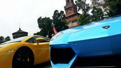 Grande Giro Lamborghini: nuove foto dal via - Immagine: 38