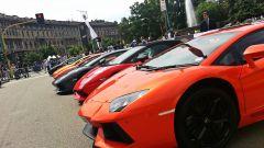 Grande Giro Lamborghini: nuove foto dal via - Immagine: 37