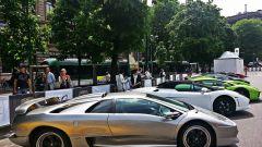 Grande Giro Lamborghini: nuove foto dal via - Immagine: 26