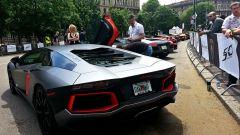Grande Giro Lamborghini: nuove foto dal via - Immagine: 31