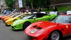 Grande Giro Lamborghini: nuove foto dal via - Immagine: 34
