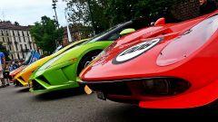 Grande Giro Lamborghini: nuove foto dal via - Immagine: 36