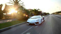 Grande Giro Lamborghini: nuove foto dal via - Immagine: 56