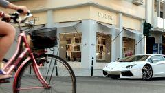 Grande Giro Lamborghini: nuove foto dal via - Immagine: 55
