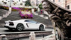 Grande Giro Lamborghini: nuove foto dal via - Immagine: 67