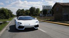 Grande Giro Lamborghini: nuove foto dal via - Immagine: 85